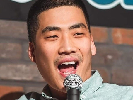 Andre Kim is Cool, Calm, and Hilarious