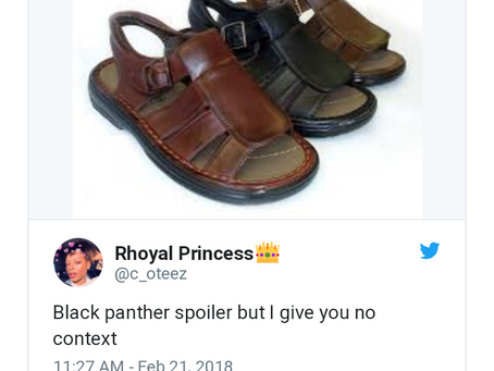 The Internet's Best Reactions to Black Panther