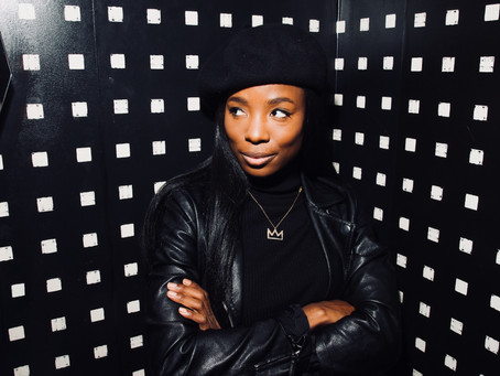 Stellar Interview: Sydnee Washington Talks About Life After Death of a Bottle Girl and What's Ne