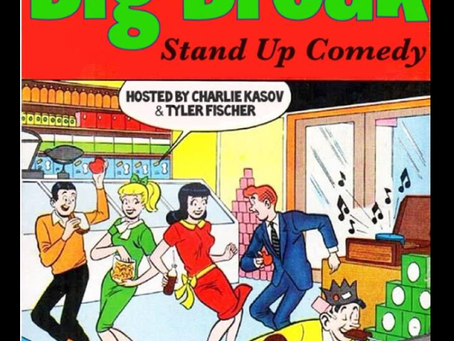 You Need a Break; at Brooklyn's Big Break Comedy Show