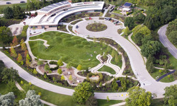 Chicago Botanical Garden - Education Building