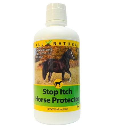 Stop Itch Horse Protector