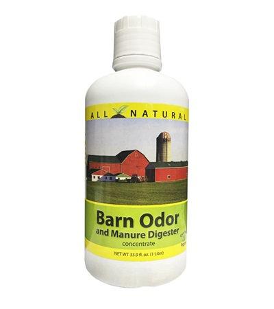 Barn Odor & Manure Digestor