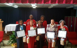LTLOF Tuskegee Caregiver Honorees 2018