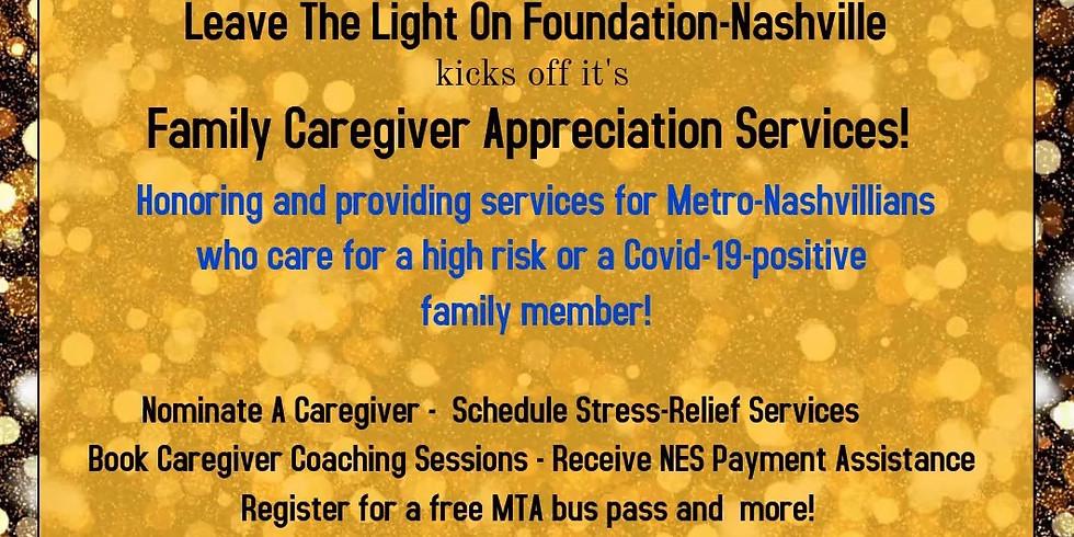 LTLOF-Nashville: Family Caregiver Appreciation Services
