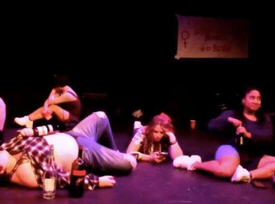 The Lesbian Play