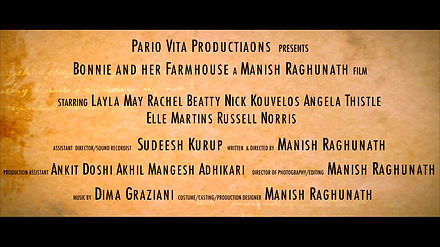 A film by Manish Raghunath