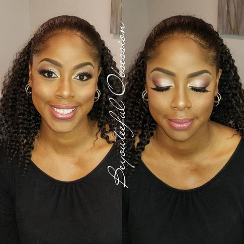 Fresh Face for this Gorgeous Bride-to-be