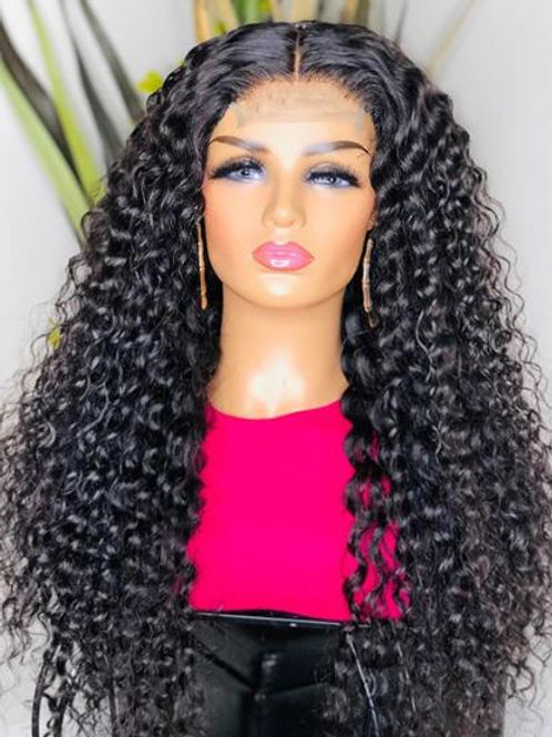 """22"""" Water Wave Lace Wig"""