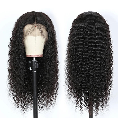 "26"" Deep Wave Lace Front Wig"