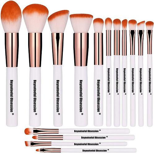 Makeup Brush Set (15-pieces)