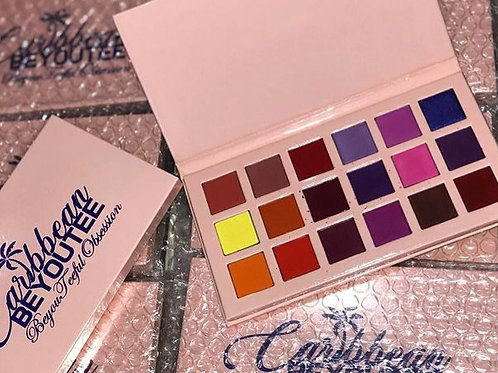 Carribean Beyoutee Eyeshadow Palette