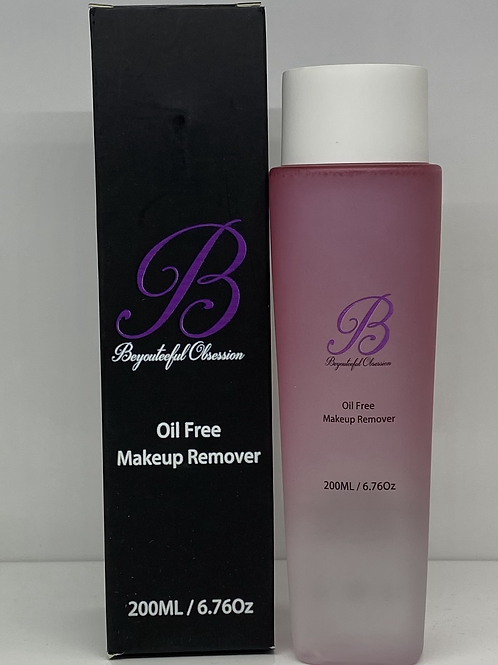 Oil freeMakeup Remover