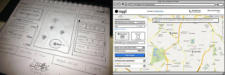Client Web Prototype