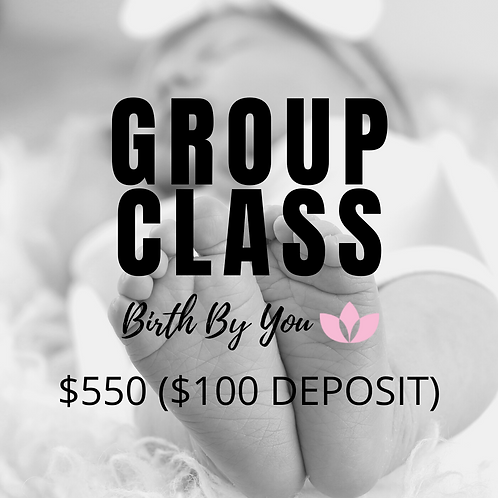 Group Class - Starting June 2021 - Wednesday 6pm