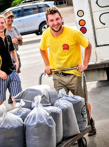 Summer Job Winnipeg Soil Bag Team