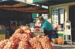 girl in pile of onion winnipeg