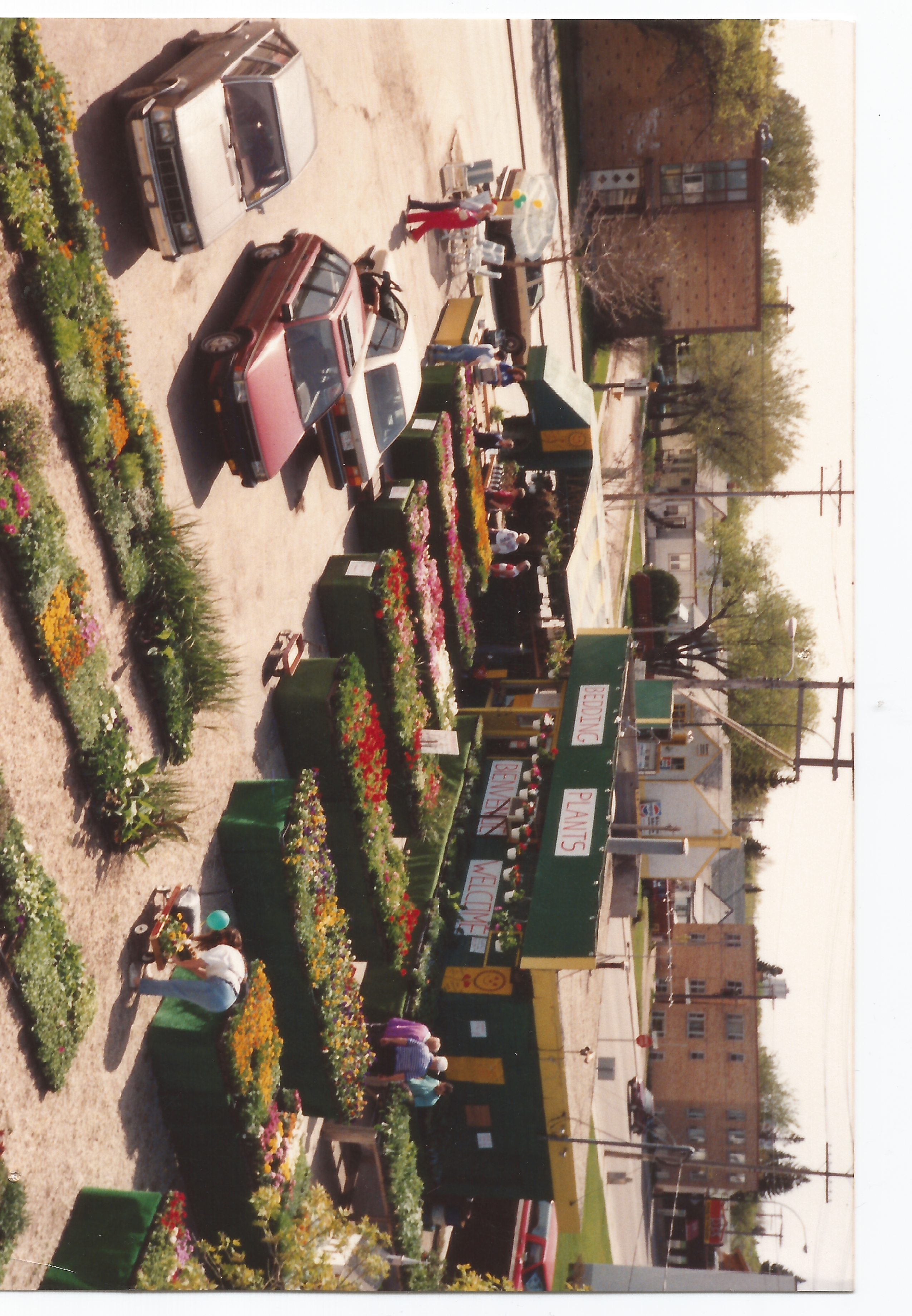 vintage garden center Winnipeg