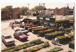 vintage garden center Winnipeg
