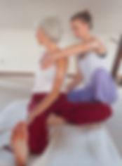 5 elmenten Yoga Coaching