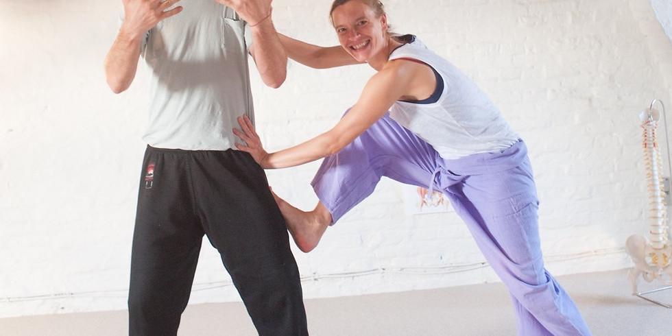 Chi Kung en Tai Chi in Gent - lessenreeks (1)