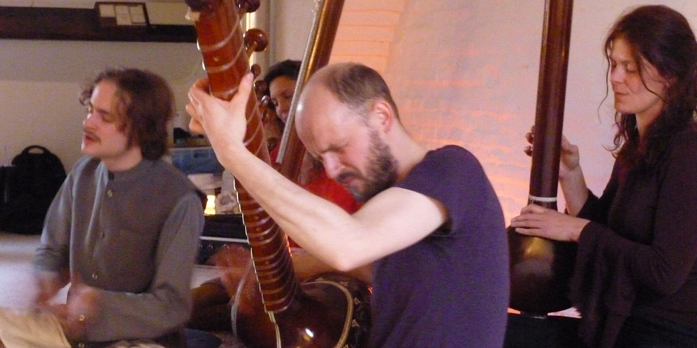 Sitar concert met Wilhelm Van Langendonck
