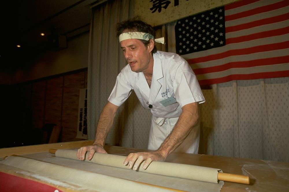 James Udesky - Spreading joy through making noodles