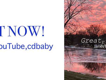 """""""Great Escape"""" new song/video by James Udesky  and the Band of Legendary Friends. Out NOW!"""