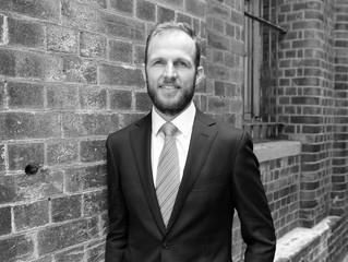 John Nash promoted to Executive Lawyer
