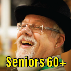 Ticket - Day Pass Seniors 60yo+