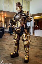Thomas Willeford The Iron Man of Cosplay