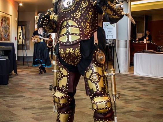 Thomas Willeford The Iron Man of Cosplay