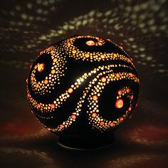 Gourd Globe Light