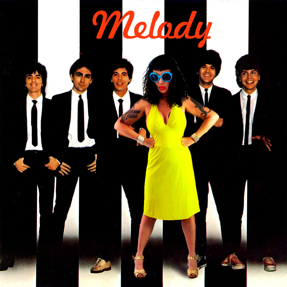 MELODY DOUGLAS MELLOW-DO