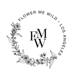 Flower Me Wild Logo