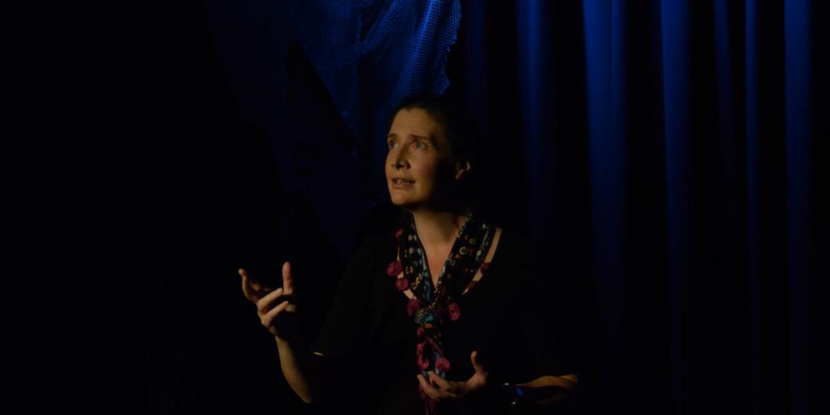 Hannah Brailsford storyteller