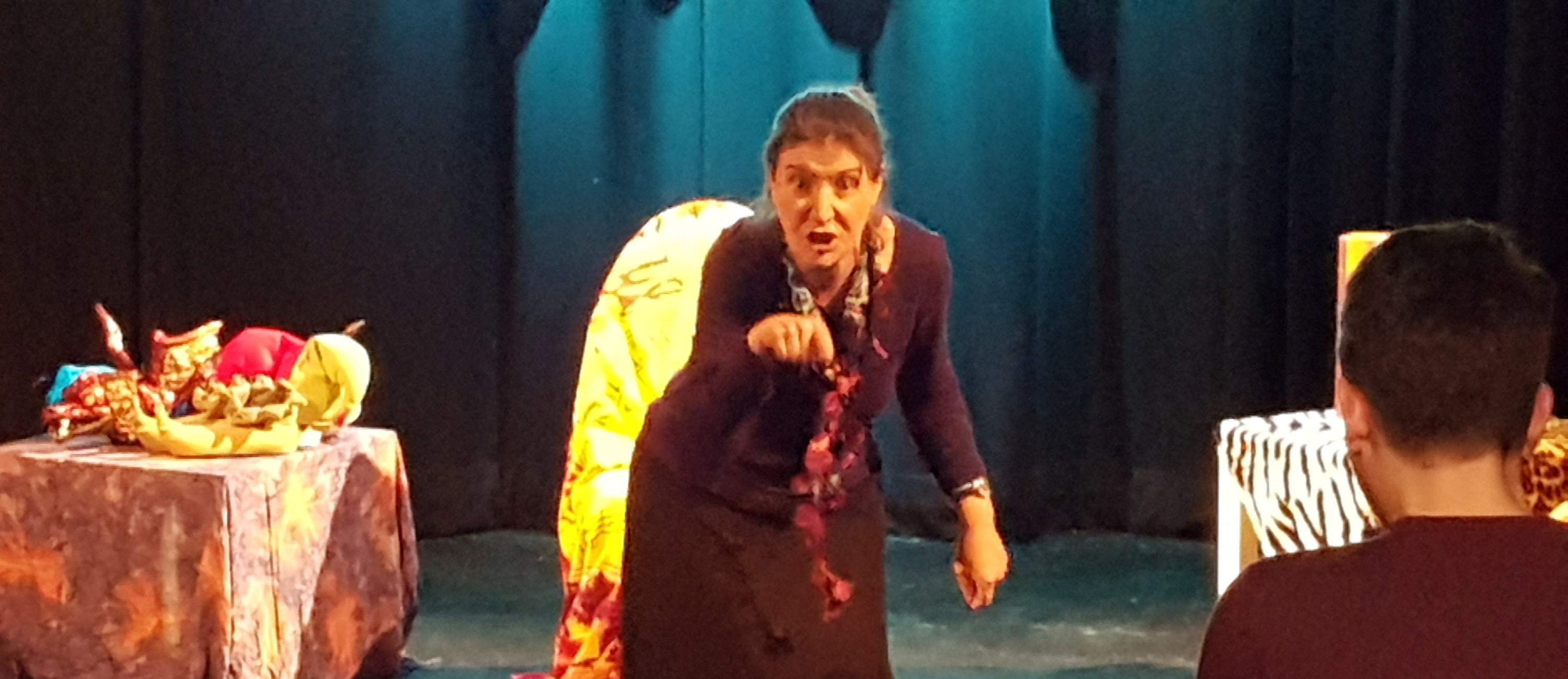Festival of Stories, Palace Theatre 2018