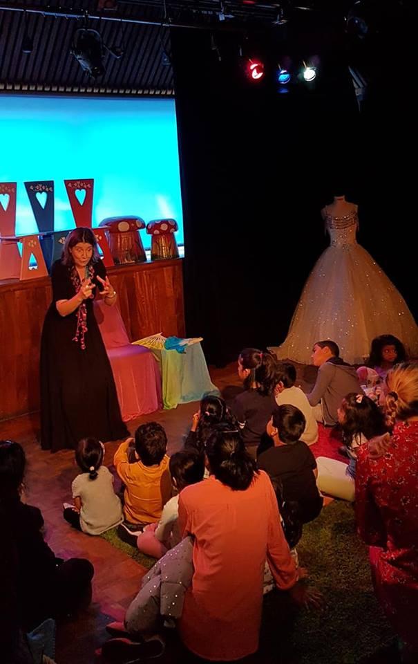 Redbridge Storytelling Festival