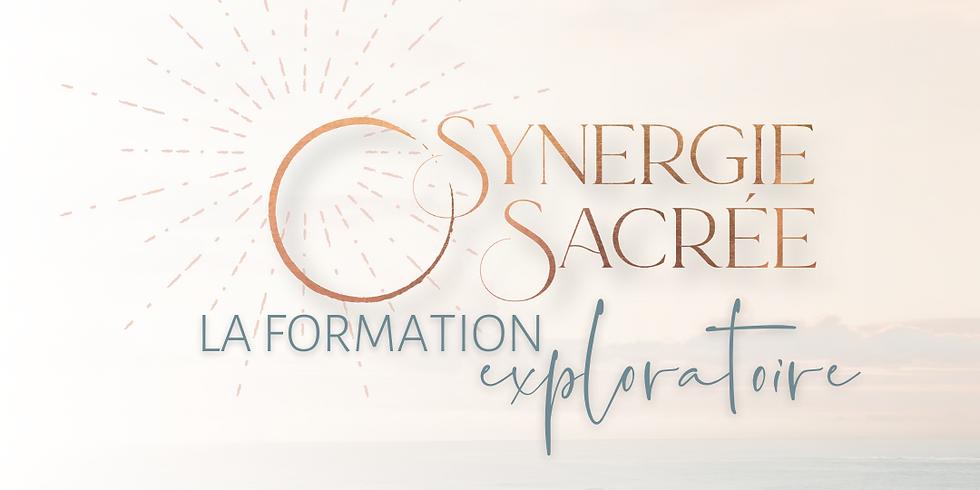 Formation exploratoire Synergie Sacrée