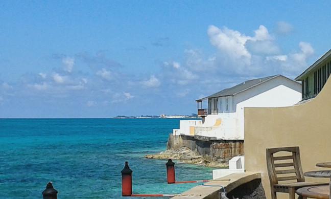 See you later Bahamas....