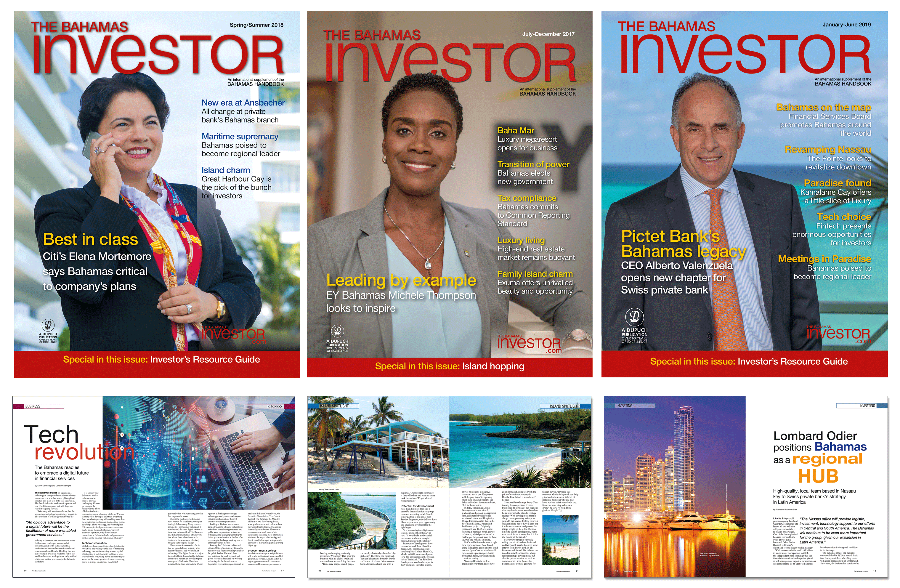 The Bahamas Investor