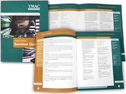 TMAC seminar brochure