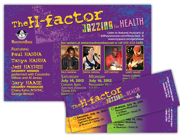 Jazzing for Health