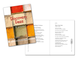 Discovery Daze book design