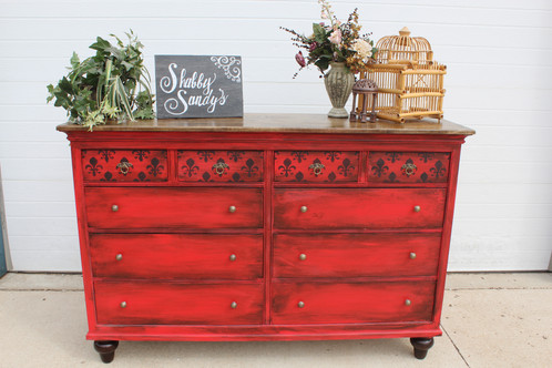 cove gaines furniture joanna cottage by home shop buffet magnolia dresser