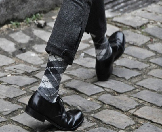 men's-dress-socks