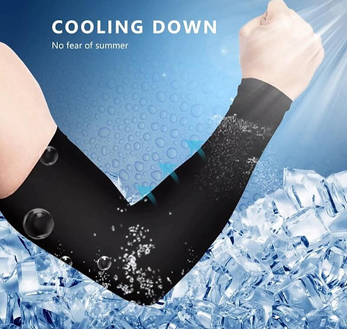 Cool Arm Sleeves UV Protection