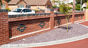 White & Sons Asphalt & Tarmac Driveways Specialists Wall gates & Fencing Bournemouth Dorset Hampshire walls Fencing & gates