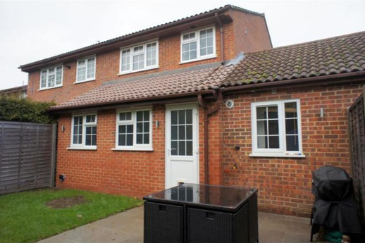 Rear single storey extension & garage conversion