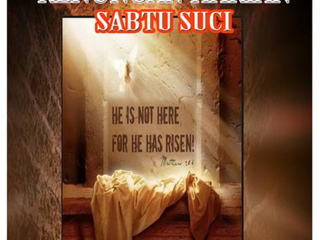 """""""Bangkit Bersama Kristus dan Menjadi Saksi Kebangkitan-Nya"""""""